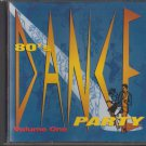 80s Dance Party Volume One 12 Electro Tracks CD 1994 SPG Music Productions