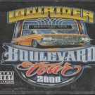 Low Rider Boulevard Tour 2000 (cassette, compilation) Thump Records