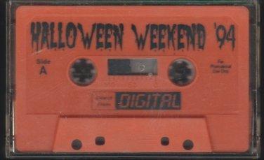 Halloween Weekend 94 DJ Bobby D House Mega Mix