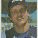Wayne Nordhagen Chicago White Sox Outfield 1981 Tops Chewing Gum, INC