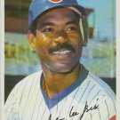Ivan DeJesus Chicago Cubs Shortstop 1981 Tops Chewing Gum, INC