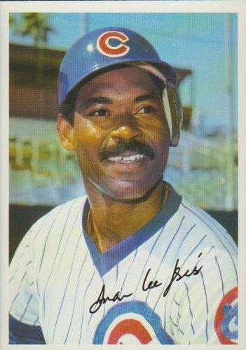 Ivan DeJesus Chicago Cubs Shortstop 1981 Tops Chewing Gum, INC