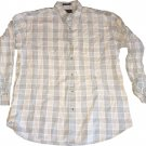 Bogari Studio Cotton Button Up Casual Long Sleeve Plaid / Checkered Box Pattern