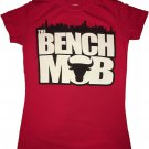 The Bench Mob Chicago Bulls T-shirt Women's Size Small