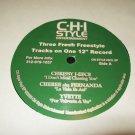 "CHI Style Entertainment EP 12"" Latin Freestyle Chrissy I-eece / Chereé / Yvette"
