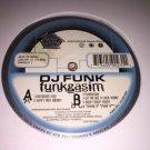 """DJ Funk - Funkgasim Chicago Ghetto House Juke Footwork 12"""" Vinyl EP 1998 IHR"""