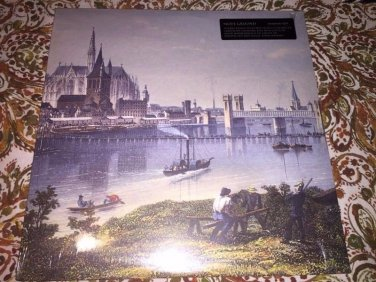 "Andres Krause - Move Ground 12"" LP Abstract Experimental New / Sealed Streamline"