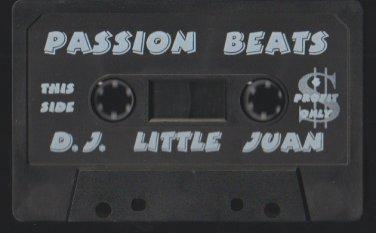 Passion Beats DJ Lil Juan Latin Freestyle Megamix