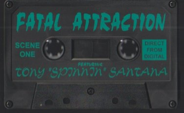 Fatal Attraction Tony Spinnin Santana Latin Freestyle Megamix