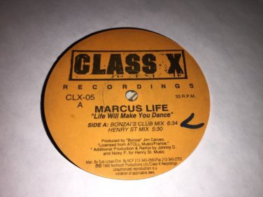 Marcus Life �� Life Will Make You Dance