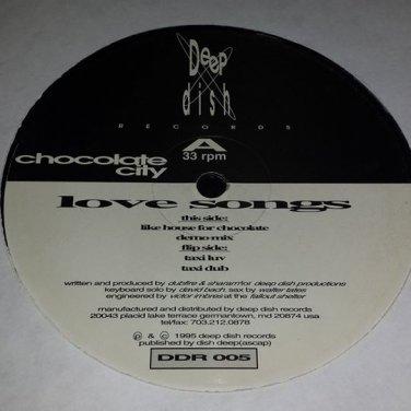 Chocolate City - Love Songs