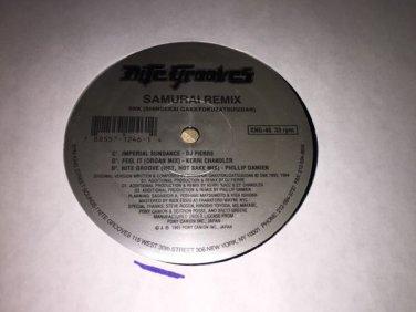 SNK �� Samurai (Remix)