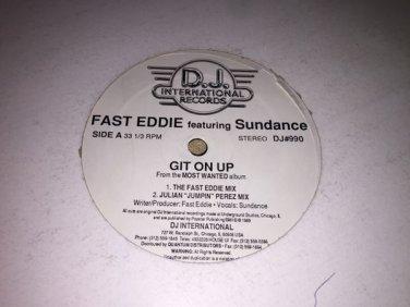 Fast Eddie Featuring Sundance �� Git On Up