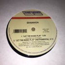 Shannon ‎– Let The Music Play (Remix)