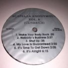 Various ‎– Acapella Anonymous Vol. 8 (Classics)