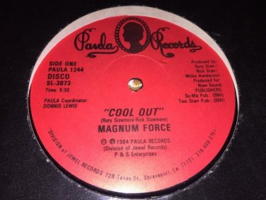 Magnum Force �� Cool Out