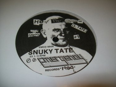 Snuky Tate �� He's The Groove