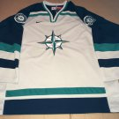 Throwback / Vintage Seattle Mariners MLB Baseball Jersey XL Super Duper Rare