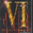 Ice T VI (6) Return Of The Real Hip Hop / Ganster Rap