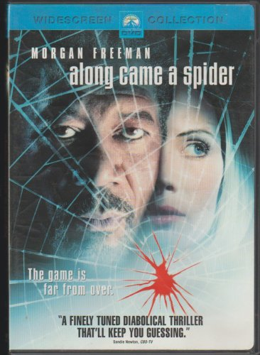 Along Came A spider DVD