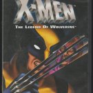 X-Men The Legend Of Wolverine Cartoon DVD