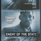 Will Smith Enemy Of The State DVD