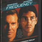 Dennis Quaid Jim Caviezel Frequency DVD