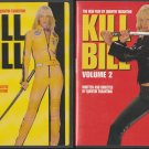 Kill Bill 1 & 2 DVD