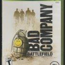 Battlefield Bad Company Microsoft X-Box 360
