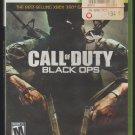 Call Of Duty Black Ops Microsoft X-Box 360