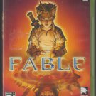 Fable & Fable The Lost Chapters Microsoft X-Box