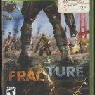 Fracture Microsoft X-Box 360