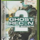 Ghost Recon 2 Advanced Warfighter Microsoft X-Box 360