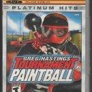 Greg Hasting's Tournament Paintball Microsoft X-Box