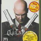 Hitman Microsoft X-Box