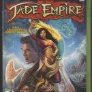 Jade Empire Microsoft X-Box