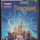 Kinect Disneyland Microsoft X-Box 360
