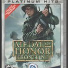 Medal Of Honor Frontline Microsoft X-Box