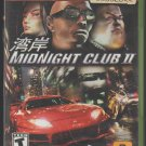 Midnight Club 2 Microsoft X-Box