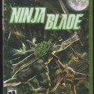Ninja Blade Microsoft X-Box
