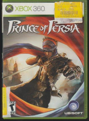 Prince Of Persia Microsoft X-Box 360