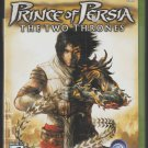 Prince Of Persia The Two Thrones Microsoft X-Box