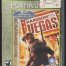 Rainbow Six Vegas Microsoft X-Box 360