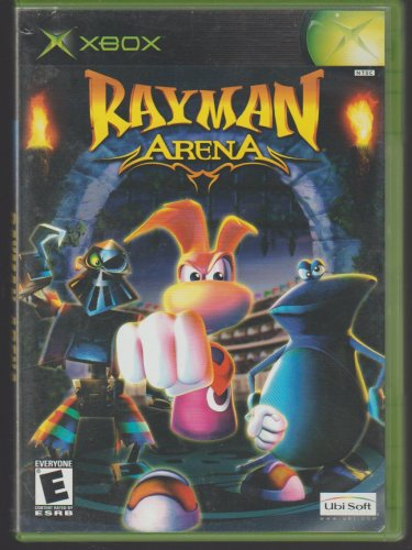 Rayman Arena Microsoft X-Box