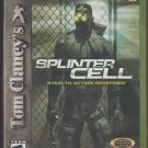 Splinter Cell Stealth Action Redefined Microsoft X-Box
