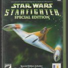 Star Wars Star fighter Special Edition Microsoft X-Box