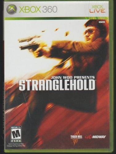 Strangle Hold Microsoft X-Box 360