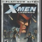 X Men Legends / X Men Legends 2 Microsoft X-Box