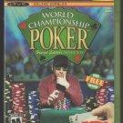 World Championship Poker Howard Lederer's DVD Edition Microsoft X-Box