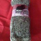2 Pair Womens Bear Tooth Peformanc Cotton Ragg Hiker Sock 6-10 Made in USA